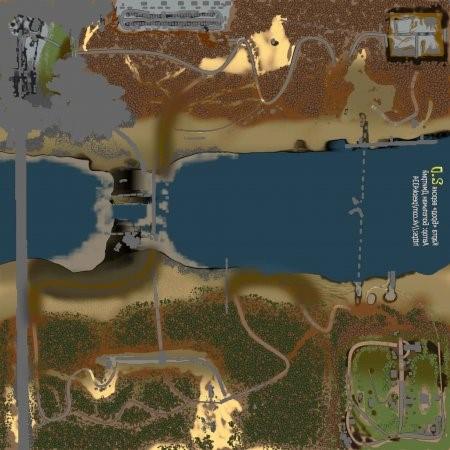 Скачать мод Карта Брод 2 для Spintires v. 03.03.16