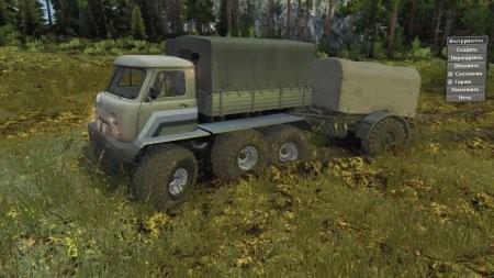 Скачать мод УАЗ-Мурашка УАЗ-3303 для Spintires v. 03.03.16