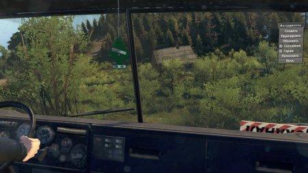 Скачать мод грузовик Камаз-54115 «Madarik» 06.04.17 для Spintires v. 03.03.16