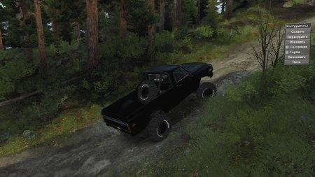 Скачать мод Chevy C10 Cheyenne 1971 10.04.17 для Spintires v. 03.03.16