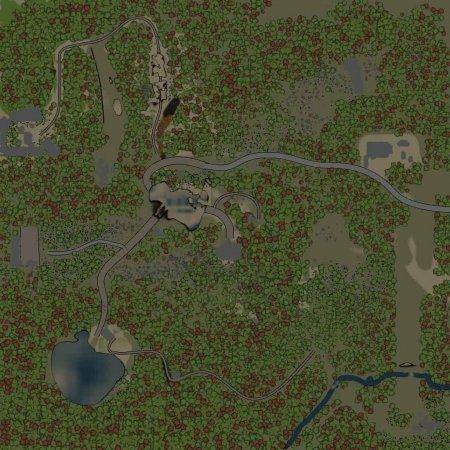 Скачать мод Карта 1 для Spintires v. 03.03.16