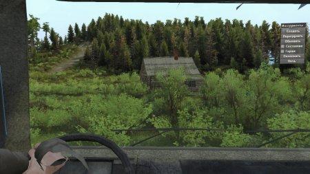 Скачать мод Грузовик Урал-44202-3511-80 версия final для Spintires v. 03.03.16