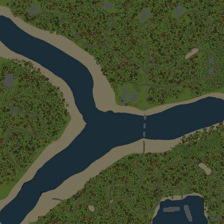 Скачать мод Карта 2 для Spintires v. 03.03.16
