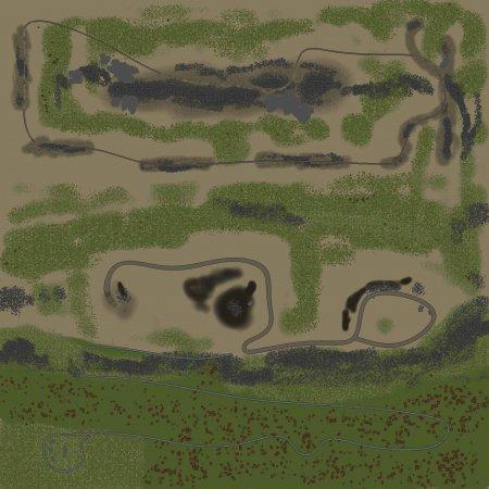 Скачать мод Карта PG для Spintires v. 03.03.16