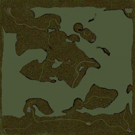 Скачать мод Карта Болото для Spintires v. 03.03.16