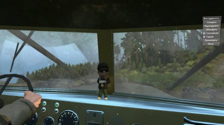 Скачать мод Грузовик ЯаЗ-214 Phantom Обновление 16.04.17 для Spintires v. 03.03.16