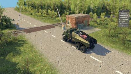 Скачать мод Карта ГородГрад 2 для Spintires v. 03.03.16