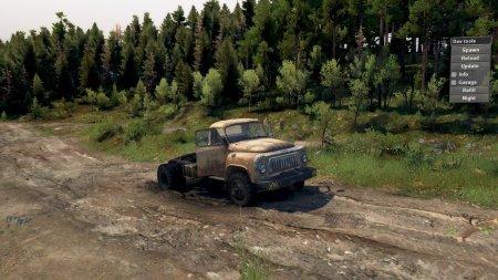 Скачать мод Грузовик ГАЗ-52П для Spintires v. 03.03.16
