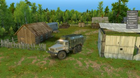 Скачать мод Карта Countryside для Spintires v. 03.03.16