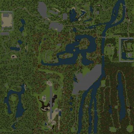 Скачать мод Карта Командировка 2 для Spintires v. 03.03.16