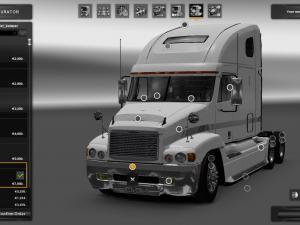 Скачать мод грузовик Freightliner Century v.17.04.17 для Euro Truck Simulat ...