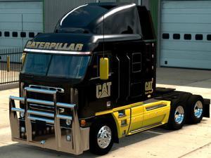 Скачать мод грузовик Freightliner Argosy v.13.07.17 для Euro Truck Simulato ...
