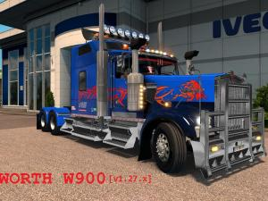 ATS Truck Pack Platinum Collection v.2.5 (на v. 1.27)