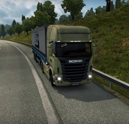 Скачать Euro Truck Simulator 2 1.27: загружайте торрент игры ETS и играйте  ...