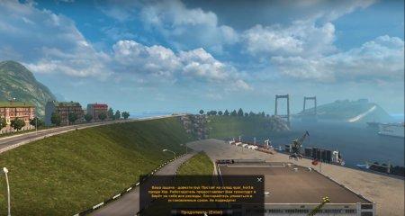 Скачать мод карты Суровая Россия для Euro Truck Simulator 2 1.30: качать на ...