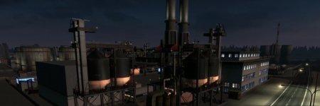 Скачать мод карта Восточный Экспресс для Euro Truck Simulator 2 1.30-1.31:  ...