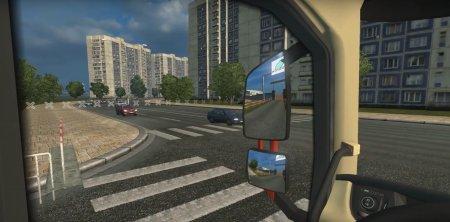 Скачать мод карта Восточный Экспресс для Euro Truck Simulator 2 v. 1.35: скачивать трек для ETS