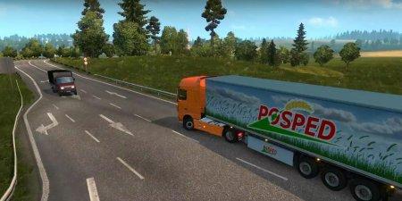 Скачать мод карту Rusmap для Euro Truck Simulator 2 v. 1.36: качайте Русмап в Евро Трак Симулятор