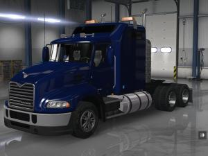 Скачать мод грузовик Mack Pinnacle v.2.5 для Euro Truck Simulator 2 v. 1.27