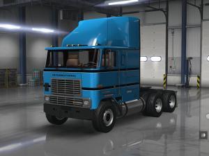 Скачать мод грузовик International 9800 v.03.05.17 для Euro Truck Simulator ...