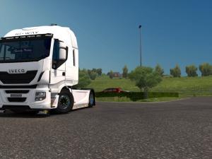 Скачать мод грузовик Iveco Reworked v.1 для Euro Truck Simulator 2 v. 1.25- ...