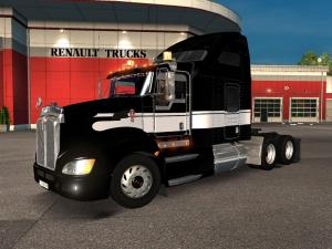 Скачать мод грузовик Kenworth T660 v.21.05.17 для Euro Truck Simulator 2 v. ...