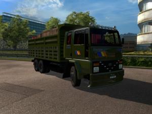 Скачать мод грузовик Ford Cargo 2520 v.5 для Euro Truck Simulator 2 v. 1.27