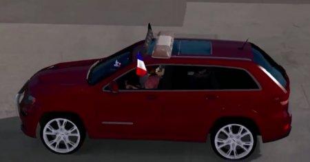 Скачать мод Jeep Grand Cherokee SRT8 v.1.6 для Euro Truck Simulator 2 v. 1.25-1.26