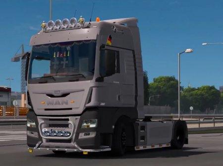 Скачать мод грузовик MAN TGX Euro 6 v.1.9 для Euro Truck Simulator 2 v. 1.2 ...