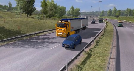 Скачать мод грузовик MAN TGX 2010 v.3.8 для Euro Truck Simulator 2 v. 1.27-1.28