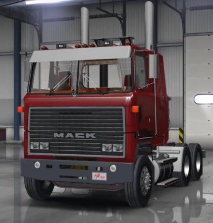 Скачать мод грузовик Mack Ultraliner v.07.04.17 для Euro Truck Simulator 2  ...