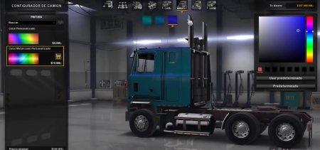 Скачать мод грузовик Mack Ultraliner v.07.04.17 для Euro Truck Simulator 2 v. 1.27