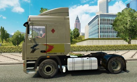Скачать мод грузовик Pegaso Troner TX 400 v.2.1 для Euro Truck Simulator 2 v. 1.24.1.1s