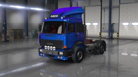 Скачать мод грузовик Iveco 190-38 Special v.18.03.17 для Euro Truck Simulator 2 v. 1.26