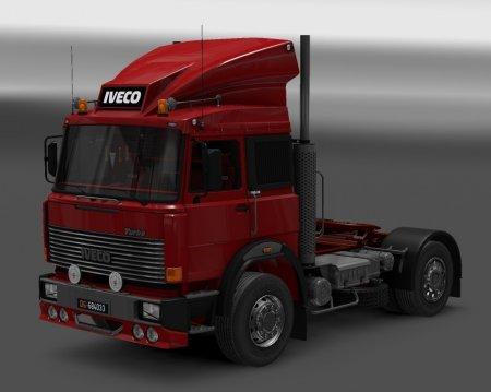Скачать мод грузовик Iveco 190-38 Special v.18.03.17 для Euro Truck Simulat ...