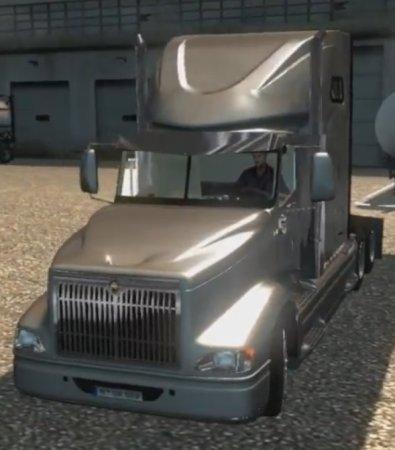 Скачать мод грузовик International Eagle 9400i v.28.02.17 для Euro Truck Si ...