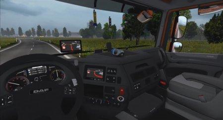Скачать мод грузовик DAF XF 116 v.19.02.17 для Euro Truck Simulator 2 v. 1.22-1.26