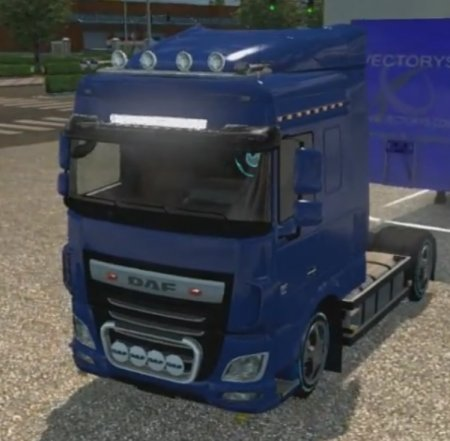 Скачать мод грузовик DAF XF Euro 6 Modified v.14.02.16 для Euro Truck Simulator 2 v. 1.26