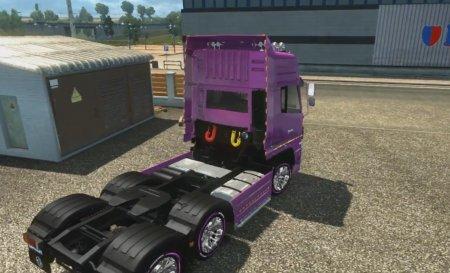 Скачать мод грузовик DongFeng DFL 4251 v.17.02.17 для Euro Truck Simulator 2 v. 1.24-1.26