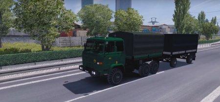 Скачать мод грузовик FSC Star 200 v.02.08.17 для Euro Truck Simulator 2 v. 1.28