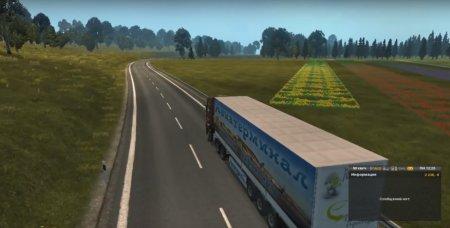 Скачать мод карта «Российские просторы» v7.8 для Euro Truck Simulator 2 v.  ...