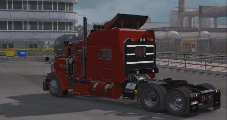Скачать мод грузовик Peterbilt 389 Modified v.2.0.9 для Euro Truck Simulator 2 v. 1.27.2.1s