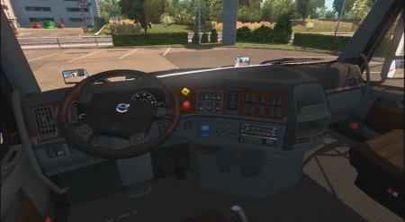 Скачать мод грузовик Volvo VNL670 v.1.5.2 для Euro Truck Simulator 2 v. 1.27