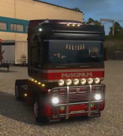 Скачать мод грузовик Renault Magnum Integral 390 v.1.1 для Euro Truck Simul ...