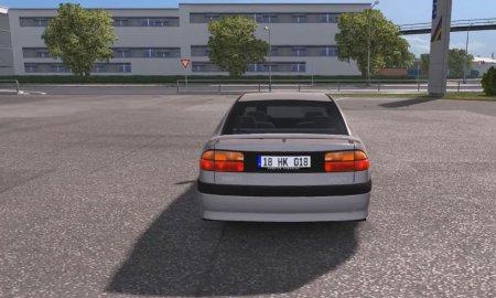 Скачать мод Renault Laguna для Euro Truck Simulator 2 v. 1.27