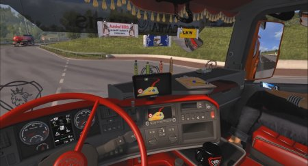 Скачать мод грузовик Scania Illegal v.9.01 для Euro Truck Simulator 2 v. 1.27