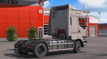 Скачать мод грузовик SISU R500/C500/C600 v.1.2 для Euro Truck Simulator 2 v. 1.27-1.28