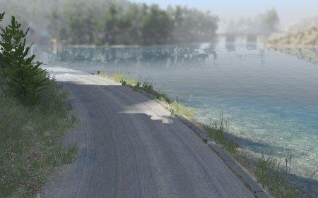 Скачать мод карту Grand Lake для Spintires v. 03.03.16