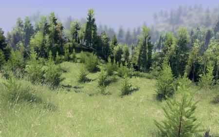 Скачать мод Карту «Monkey Trail» для Spintires v. 03.03.16