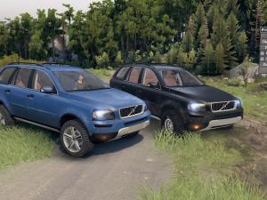 Скачать мод Volvo-XC90 2009 версия 2 для Spintires v. 03.03.16